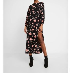 "MINKPINK ""Magnetic Love"" Long Sleeve Maxi Dress"